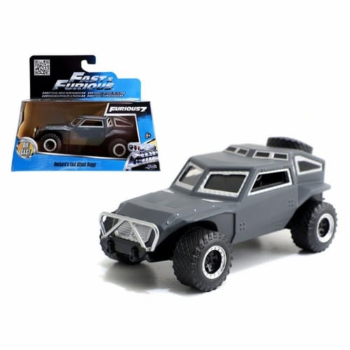 Jada 97387 Deckards Fast Attack Buggy Fast & Furious 7 Movie 1-32 Diecast Model Car Perspective: front
