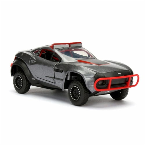 Jada JADA-98302 Lettys Rally Fighter Fast & Furious F8 1 by 32 Diecast Model Car Perspective: front
