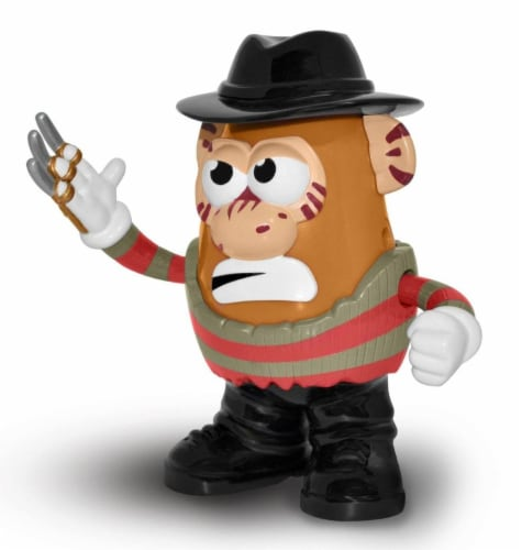 A Nightmare on Elm Street Freddy Kruger Mr. Potato Head Perspective: front