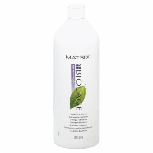 Matrix Biolage Hydrating Shampoo Perspective: front