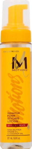 Motions Versatile Foam Styling Lotion Perspective: front