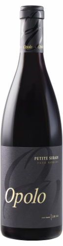Opolo Petite Sirah Perspective: front