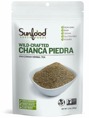 Sunfood Wild-Crafted Chanca Piedra Herbal Tea Perspective: front