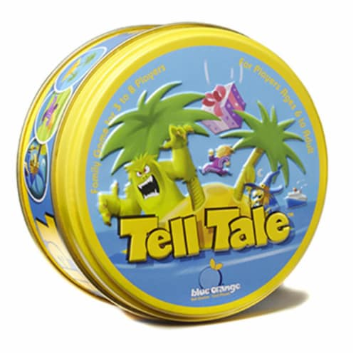 Blue Orange Usa BOG00460 Tell Tale - Pocket Collection Perspective: front