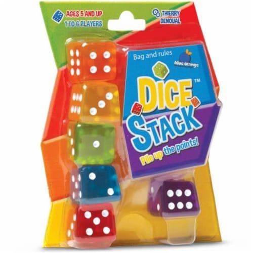 Blue Orange Usa BOG04502 Dice Stack Game Perspective: front
