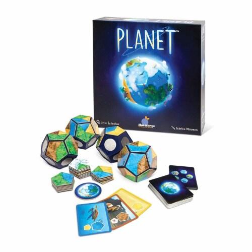 Blue Orange USA BOG07700 Planet Game - Blue Perspective: front