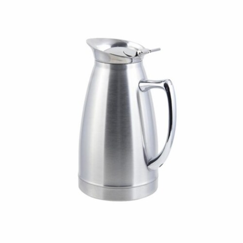 Bon Chef 4051S 20 oz Stainless Steel Insulated Server with No Crest Satin Perspective: front