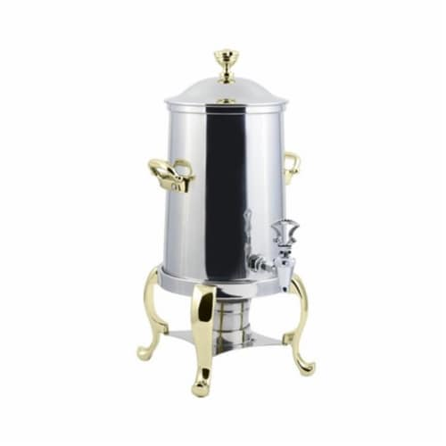 Bon Chef 49105 5.50 gal Roman Non Insulated Urn Perspective: front