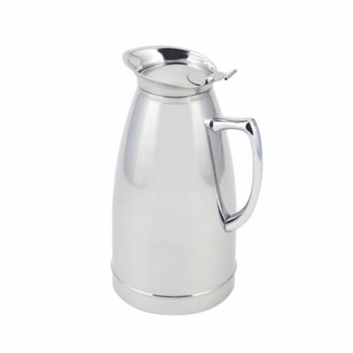 Bon Chef 4054 48 oz Insulated Pot Perspective: front