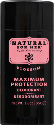 Herban Cowboy Blossom Natural for Her Deodorant Perspective: front