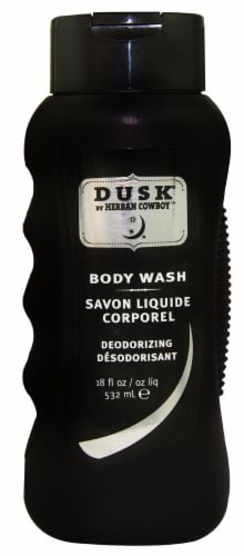 Herban Cowboy  Body Wash  Dusk Perspective: front