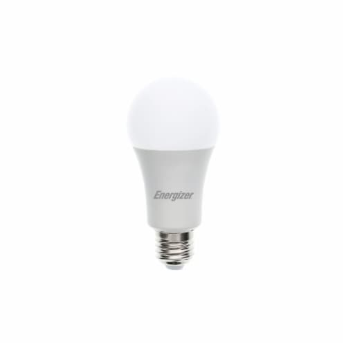 Energizer A19 Smart Bright Multiwhite LED Bulb Perspective: front