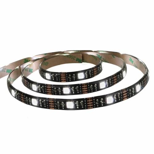 6-1/2 Foot Smart Multicolor LED Light Strip Perspective: front