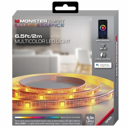Jem Accessories Monster LED Smart Light Strip Perspective: front