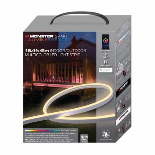 Jem Accessories Monster Multi-Color LED Smart Light Strip Perspective: front
