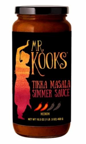 Mr. Kook's Tikka Masala Sauce Perspective: front