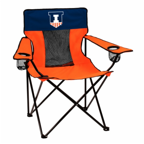 Illinois Elite Chair Perspective: front