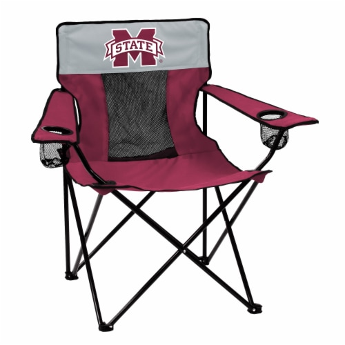 Mississippi State Bulldogs Elite Chair Perspective: front