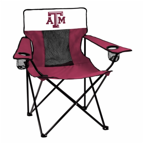 TX A&M Elite Chair Perspective: front