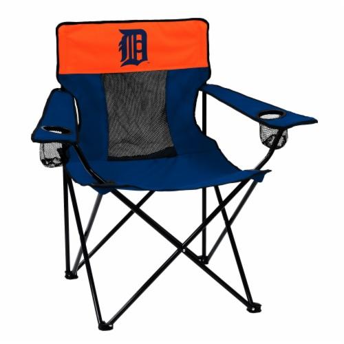Detroit Tigers Elite Chair Perspective: front