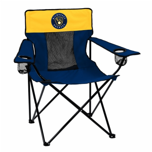 Milwaukee Brewers Elite Chair Perspective: front