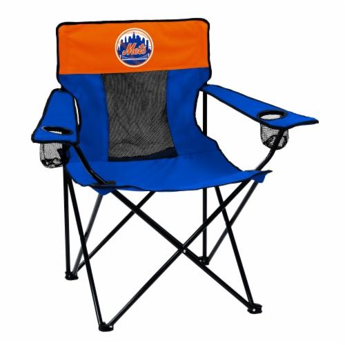 New York Mets Elite Chair Perspective: front