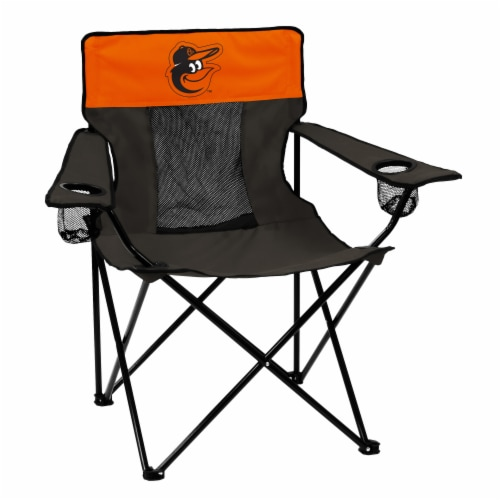 Baltimore Orioles Elite Chair Perspective: front