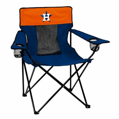 Houston Astros Elite Chair Perspective: front