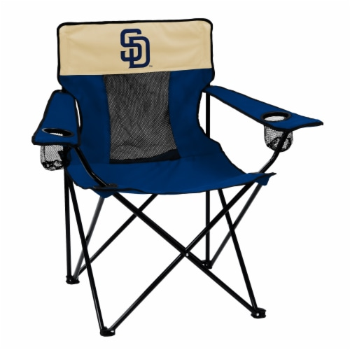 San Diego Padres Elite Chair Perspective: front