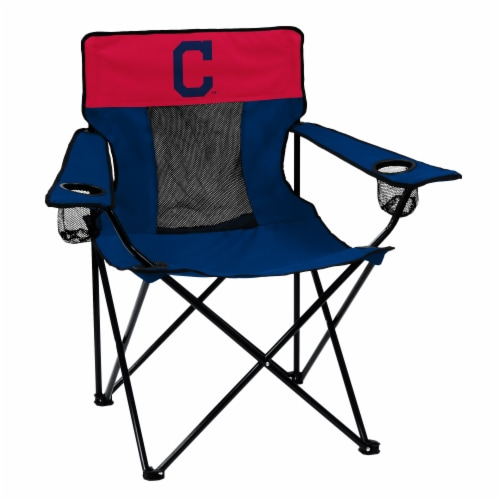 Cleveland Indians Elite Chair Perspective: front