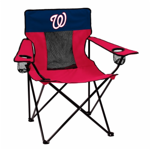 Washington Nationals Elite Chair Perspective: front