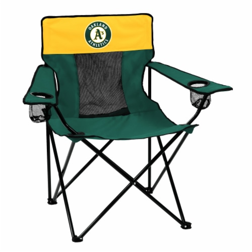 Oakland Athletics Elite Chair Perspective: front