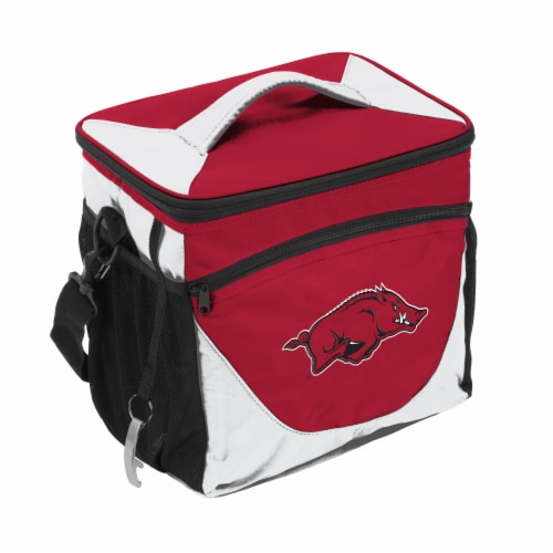 Arkansas 24-Can Cooler Perspective: front