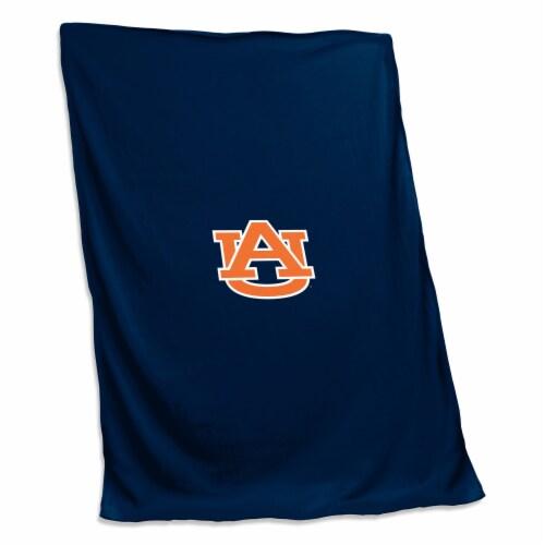 Auburn Sweatshirt Blanket Perspective: front