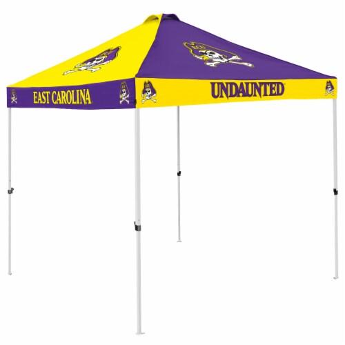 East Carolina Undaunted Tent Perspective: front
