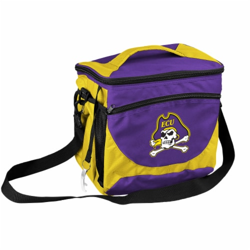 East Carolina 24-Can Cooler Perspective: front