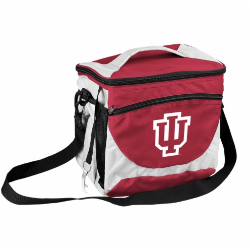 Indiana 24-Can Cooler Perspective: front