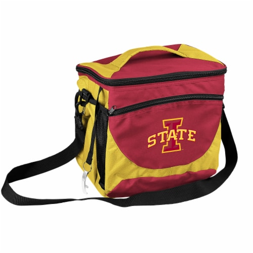IA State 24-Can Cooler Perspective: front