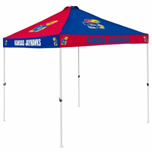 Kansas Jayhawks Tent Perspective: front