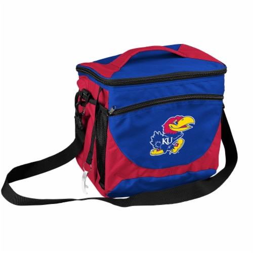 Kansas 24-Can Cooler Perspective: front