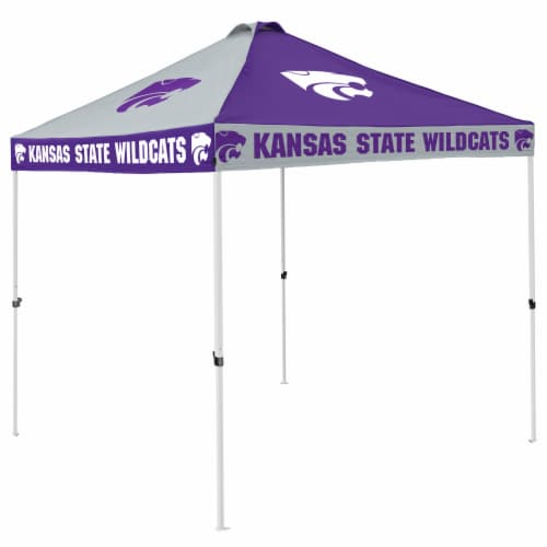 KS State Wildcats Tent Perspective: front