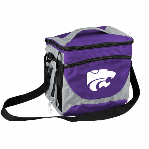 KS State 24-Can Cooler Perspective: front