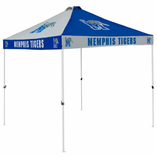 Memphis Tigers Tent Perspective: front