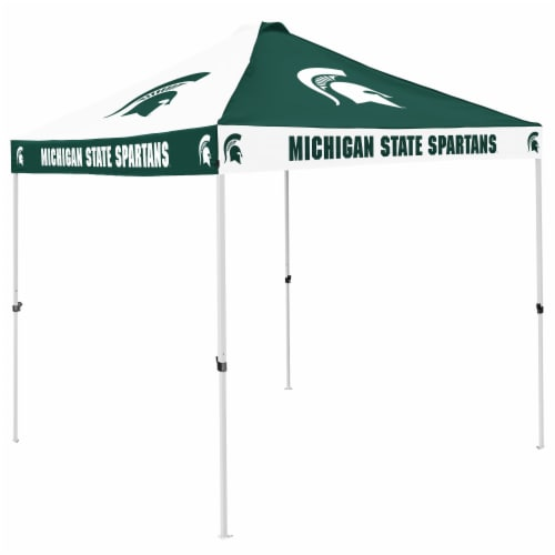 Michigan State Spartans Tent Perspective: front