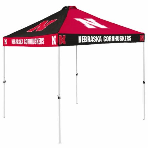 Nebraska Cornhuskers Tent Perspective: front