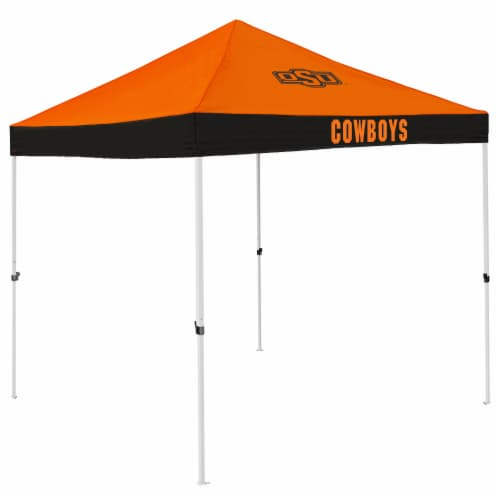 OK State Cowboys Economy Tent Perspective: front