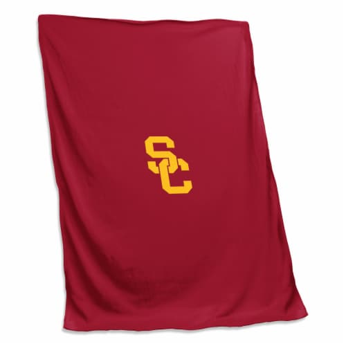 Southern California Sweatshirt Blanket Perspective: front