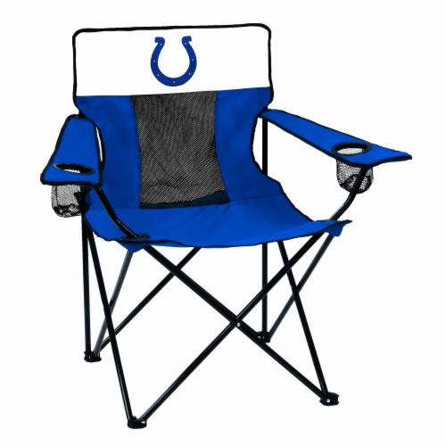 Indianapolis Colts Elite Chair Perspective: front