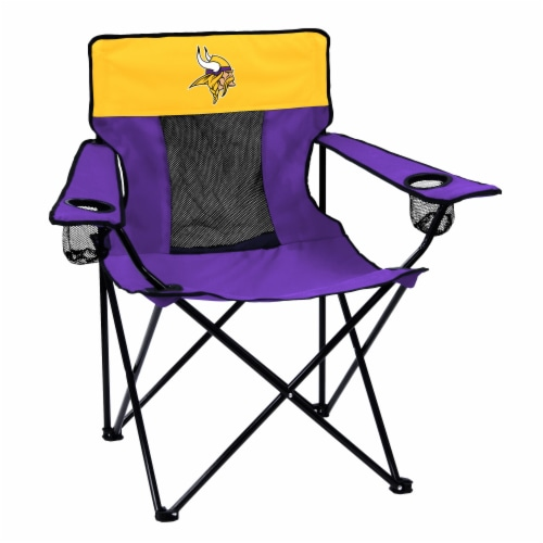 Minnesota Vikings Elite Chair Perspective: front