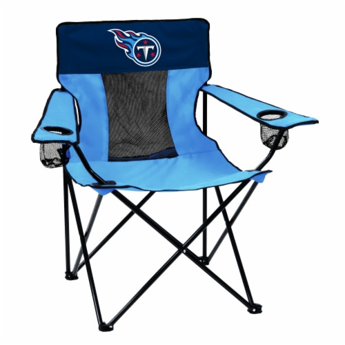 Tennessee Titans Elite Chair Perspective: front